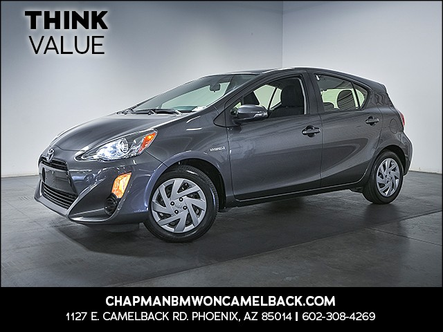 2015 Toyota Prius c Two 21908 miles 6023852286 Chapman Value Center in Phoenix specializing