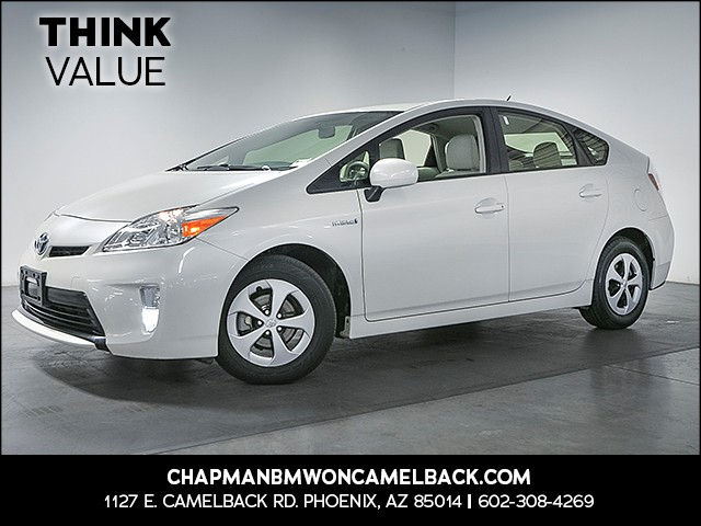 2015 Toyota Prius Two 32732 miles 6023852286 Chapman Value Center in Phoenix specializing in