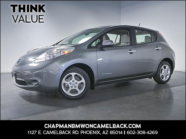2014 Nissan LEAF S 35983 miles 6023852286 Chapman Value Center in Phoenix specializing in la