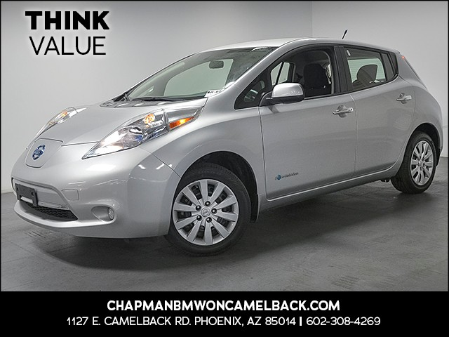 2014 Nissan LEAF S 44218 miles 6023852286 Chapman Value Center in Phoeni