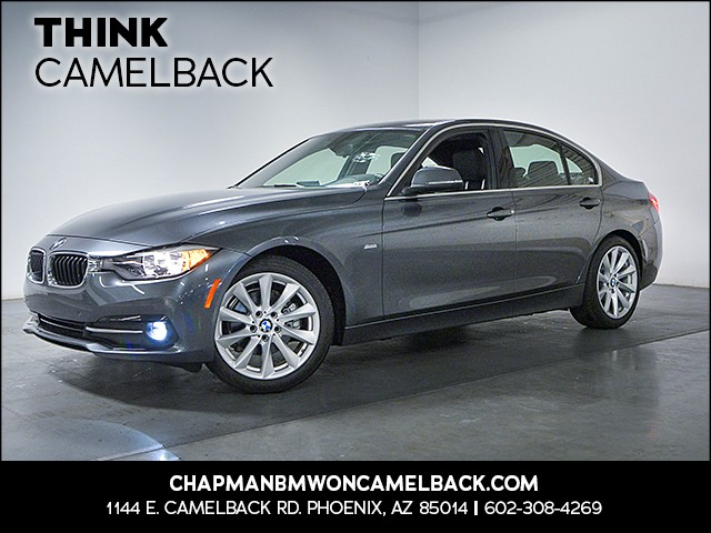 2017 BMW 3-Series Sdn 320i 6885 miles 1144 E Camelback Rd 6023852286 Chapman BMW on Camelback