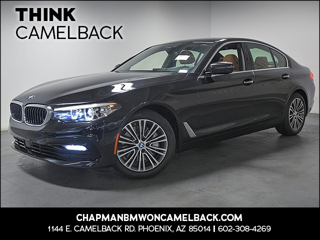 2017 BMW 5-Series 530i 9621 miles 1144 E Camelback Rd 6023852286 Chapman BMW on Camelback is