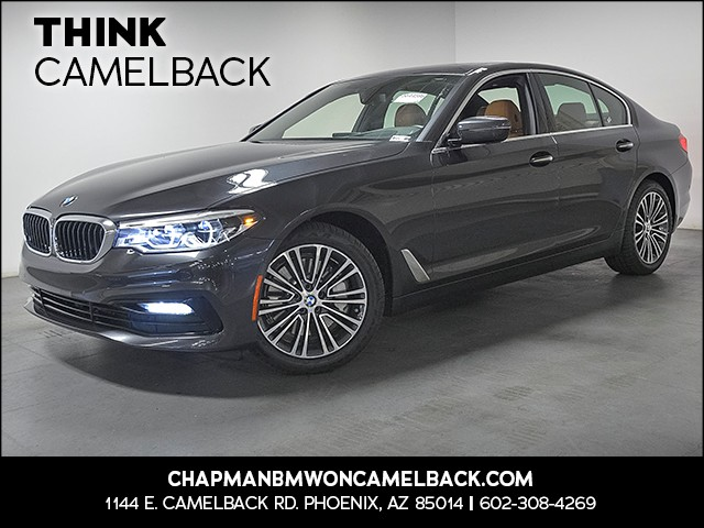2017 BMW 5-Series 540i 7689 miles 1144 E Camelback Rd 6023852286 Chapman BMW on Camelback is