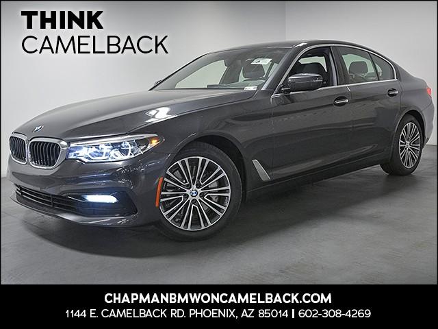 2017 BMW 5-Series 540i 11831 miles 1144 E Camelback Rd 6023852286 Chapman