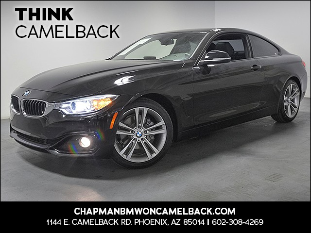 2015 BMW 4-Series 428i 33779 miles 1144 E Camelback Rd 6023852286 Chapman BMW on Camelback is