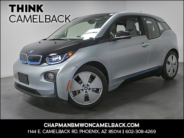 2015 BMW i3 21154 miles 1144 E Camelback Rd 6023852286 Chapman BMW on Camelback is the Countr