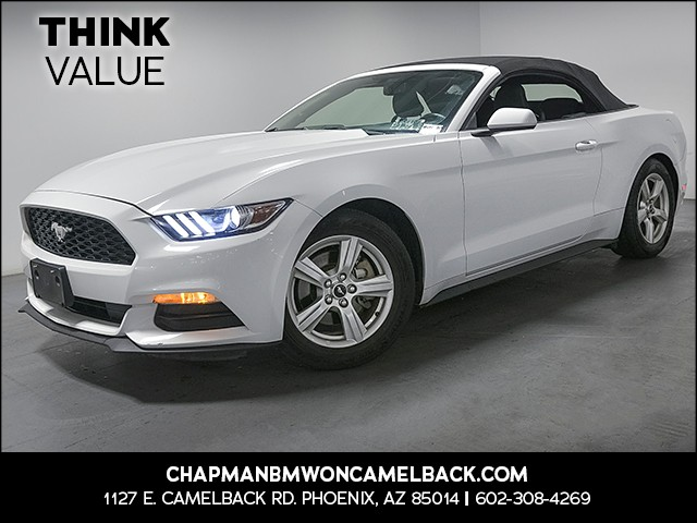 2016 Ford Mustang 44892 miles 6023852286 Chapman Value Center in Phoenix specializing in lat