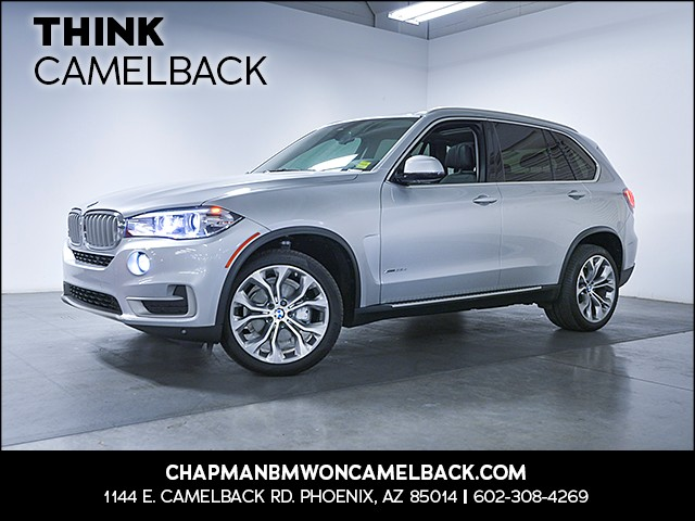 2015 BMW X5 xDrive35d 32108 miles 1144 E Camelback Rd 6023852286 Chapman BMW on Camelback is