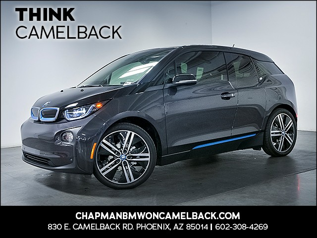 2015 BMW i3 6603 miles 1144 E Camelback Rd 6023852286 Chapman BMW on Camelback is the Country