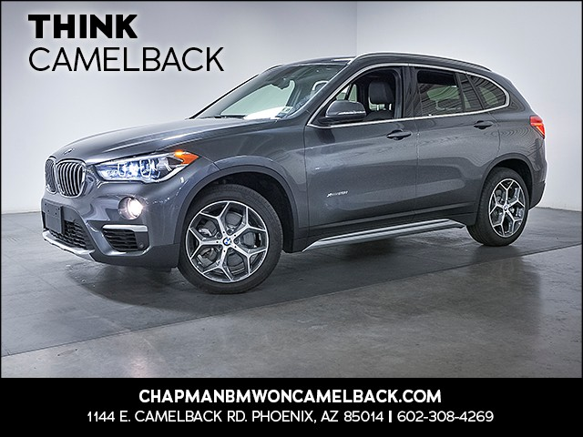 2017 BMW X1 xDrive28i 2716 miles 1144 E Camelback Rd 6023852286 Chapman BMW on Camelback is t