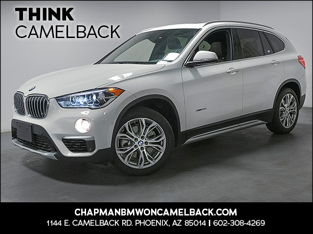 2017 BMW X1 xDrive28i 11554 miles 1144 E Camelback Rd 6023852286 Chapman BMW on Camelback is