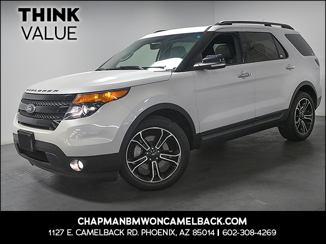 2014 Ford Explorer Sport 39073 miles Electronic messaging assistance with read function Wifi hot
