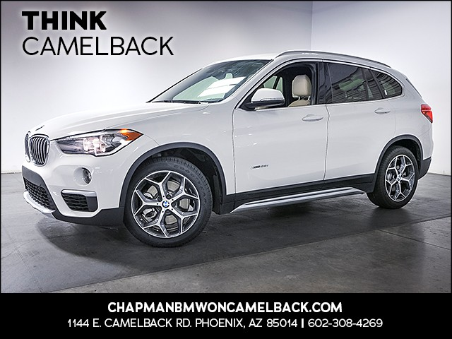 2016 BMW X1 xDrive28i 23666 miles xLine Phone hands free Satellite communications BMW Assist W