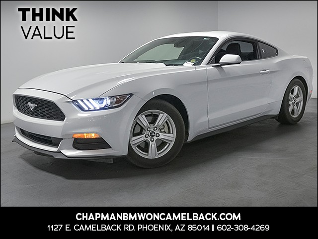 2017 Ford Mustang 30621 miles Wireless data link Bluetooth Phone voice operated Cruise control
