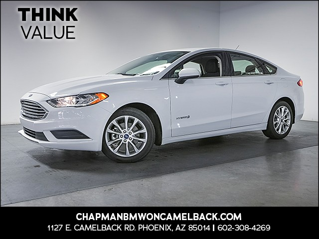 2017 Ford Fusion Hybrid SE 37069 miles Wireless data link Bluetooth Phone voice operated Cruise