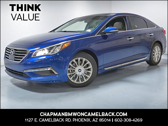 2015 Hyundai Sonata Limited 59156 miles VIN 5NPE34AF1FH253945 For more information contact ou