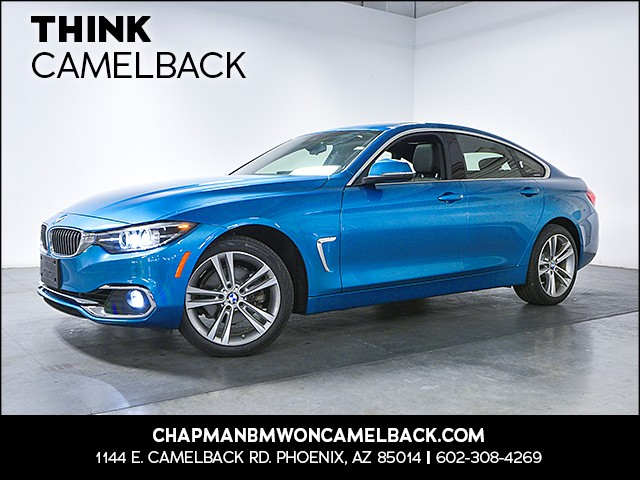 2018 BMW 4-Series 430i xDrive Gran Coupe 8393 miles Luxury Line Premium Package Essentials Pack