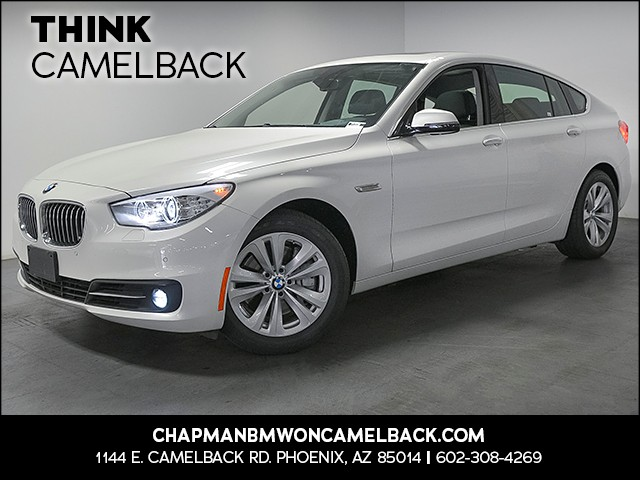 2017 BMW 5-Series 535i Gran Turismo 8609 miles Premium Package Driver Assistance Package Phone