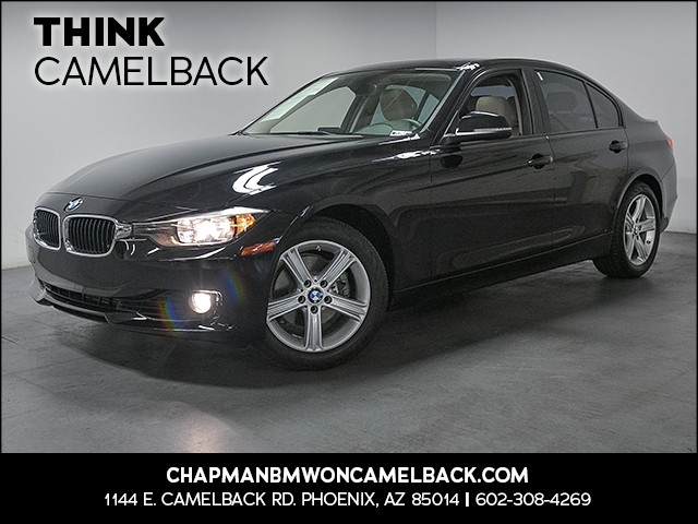 2015 BMW 3-Series Sdn 328i 26004 miles Phone hands free Wireless data link Bluetooth Satellite