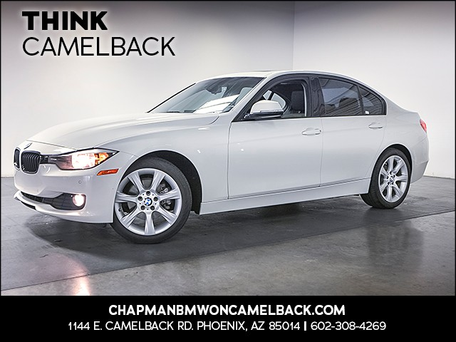 2015 BMW 3-Series Sdn 320i 38892 miles Special Edition Phone hands free Wireless data link Blue