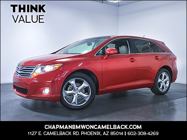 2010 Toyota Venza FWD V6 67323 miles Phone hands free Wireless data link Bluetooth Cruise contr