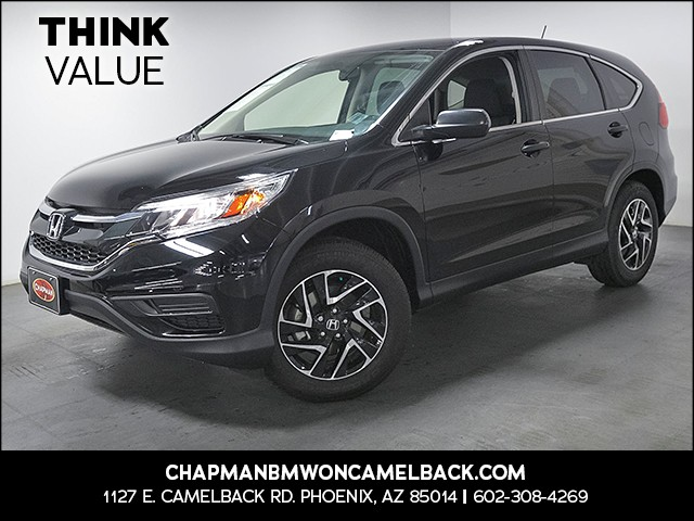 2016 Honda CR-V SE 8295 miles Wireless data link Bluetooth Cruise control 2-stage unlocking doo