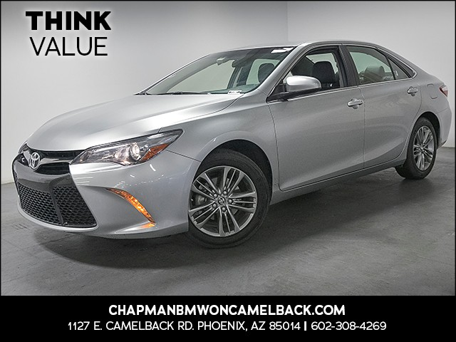2017 Toyota Camry SE 45361 miles Phone hands free Wireless data link Bluetooth Cruise control