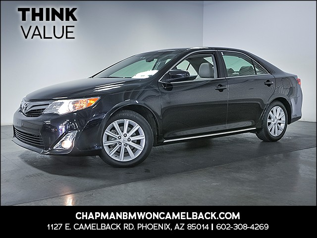 2012 Toyota Camry XLE 71946 miles Wireless data link Bluetooth Phone hands free Cruise control