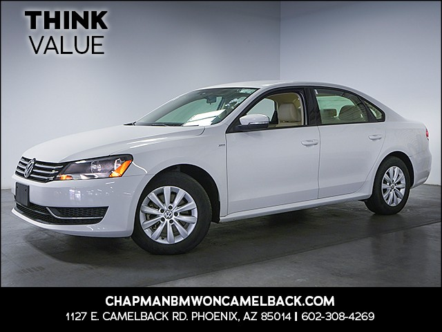 2013 Volkswagen Passat Wolfsburg Edition PZEV 35910 miles Wireless data link Bluetooth Cruise co