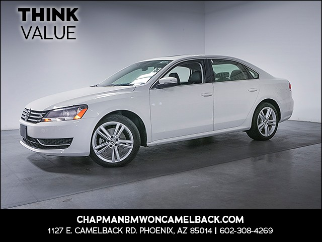 2014 Volkswagen Passat SE PZEV 31283 miles Wireless data link Bluetooth Cruise control 2-stage