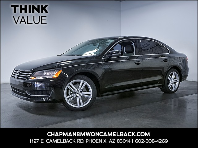 2014 Volkswagen Passat SE PZEV 32850 miles Wireless data link Bluetooth Cruise control Anti-the