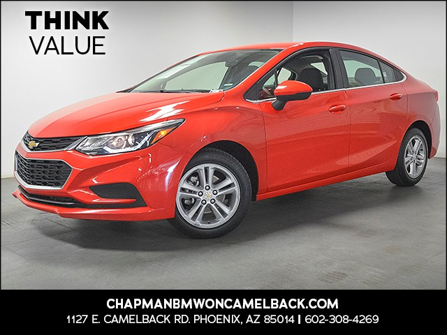 2017 Chevrolet Cruze LT 33313 miles 6023852286 Chapman Value Center in Phoenix specializing