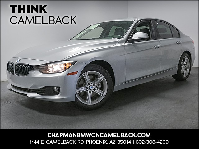 2015 BMW 3-Series 328i 26715 miles Premium Package Wireless data link Bluetooth Satellite commu