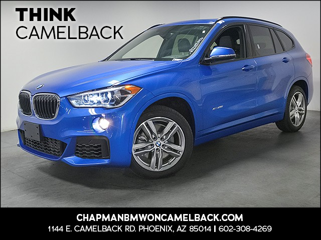 2017 BMW X1 xDrive28i 10055 miles Cold Weather Package M Sport Package Premium Package Phone h