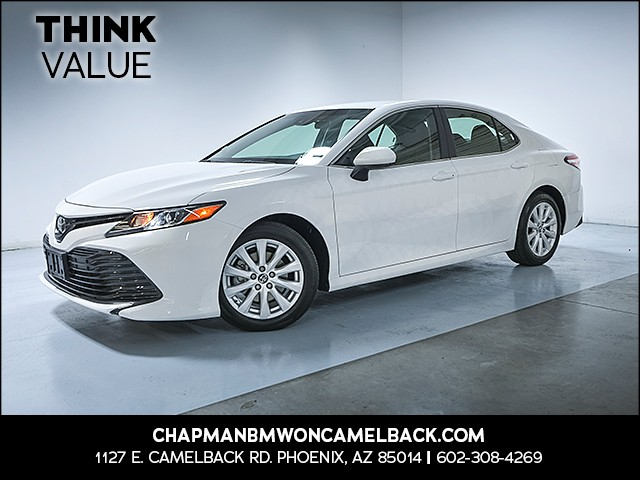 2018 Toyota Camry LE 8276 miles 6023852286 Chapman Value Center in Phoenix specializing in l