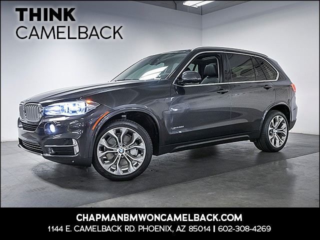 2015 BMW X5 xDrive50i 35330 miles Luxury Line Executive Package Lighting Package Cold Weather
