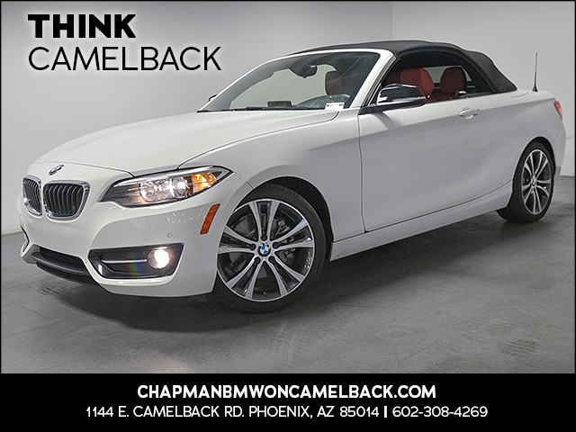 2015 BMW 2-Series 228i 46937 miles Sport Line Premium Package Technology Package Driving Assis