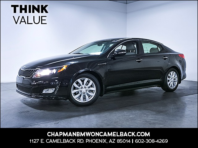 2015 Kia Optima EX 44363 miles 6023852286 Chapman Value Center in Phoenix specializing in la