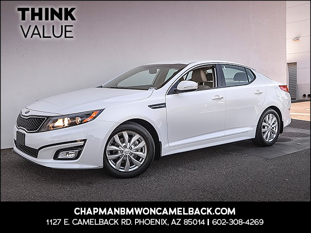 2015 Kia Optima EX 25157 miles 6023852286 Chapman Value Center in Phoenix specializing in la