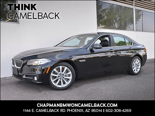 2016 BMW 5-Series 535d 17990 miles Why Camelback Chapman BMW on Camelback i