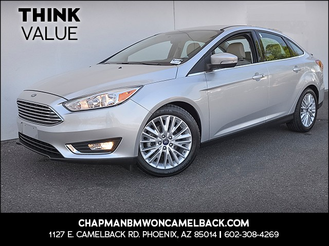2017 Ford Focus Titanium 37894 miles 6023852286 Think ValueChapman Value Center in Phoenix