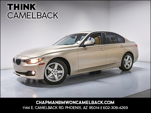 2013 BMW 3-Series Sdn 328i 83464 miles Why Camelback Chapman BMW on Camelback is the Centrally