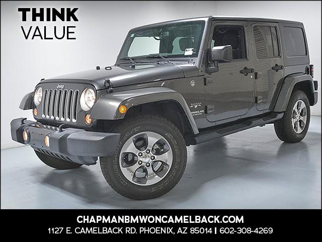 2016 Jeep Wrangler Unlimited Sahara 33591 miles 6023852286 Chapman Value Center in Phoenix s