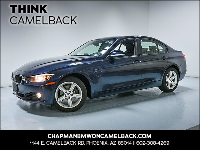 2015 BMW 3-Series Sdn 328i 32222 miles Why Camelback Chapman BMW on Camelba