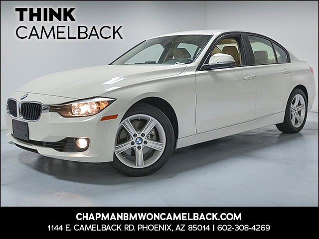 2015 BMW 3-Series Sdn 328i 27085 miles Why Camelback Chapman BMW on Camelba