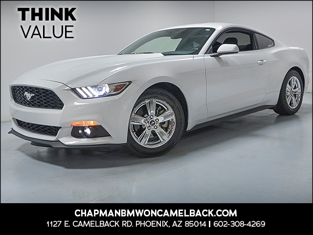 2015 Ford Mustang EcoBoost 41925 miles 6023852286 Chapman Value Center in Phoenix specializi
