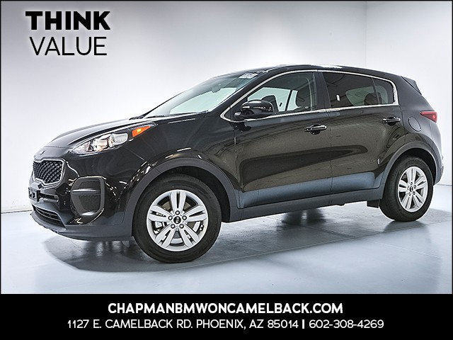 2018 Kia Sportage LX 20445 miles 6023852286 Chapman Value Center in Phoenix specializing in