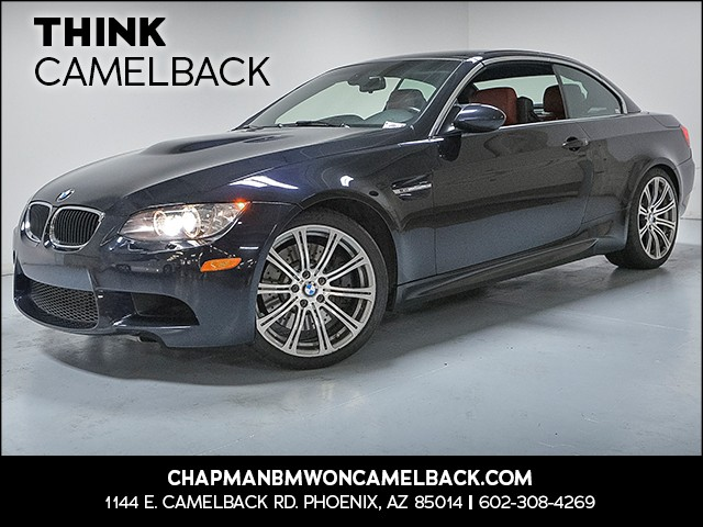 2011 BMW M3 73751 miles Why Camelback Chapman BMW on Camelback is the Centrally located on 12th