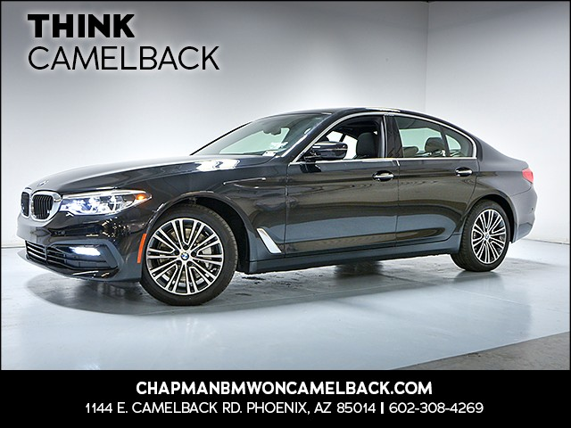 2017 BMW 5-Series 530i 5059 miles Why Camelback Chapman BMW on Camelback is