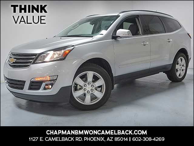 2017 Chevrolet Traverse LT 18351 miles 6023852286 Chapman Value Center in Phoenix specializi